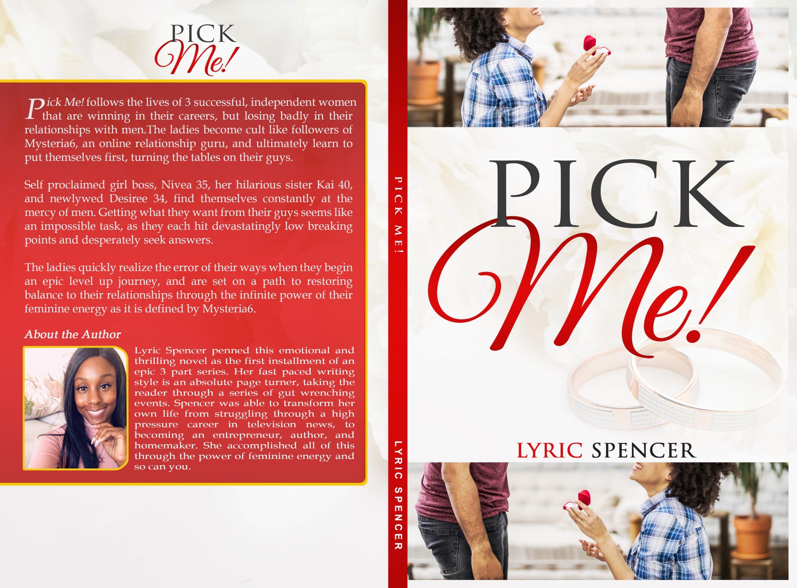 Pick Me! by Lyric Spencer